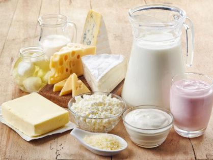 Россия увеличила экспорт молочной продукции